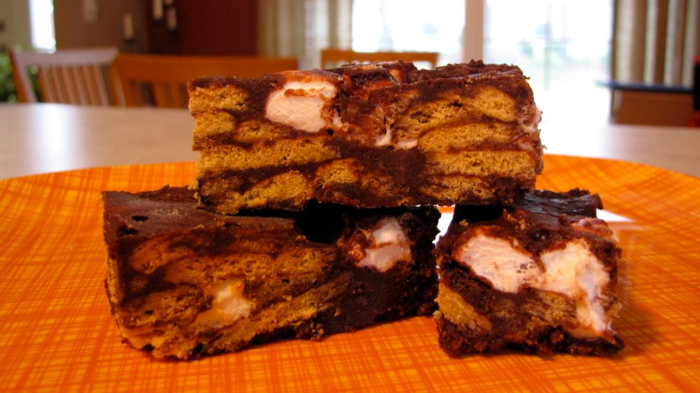 smores candy bars